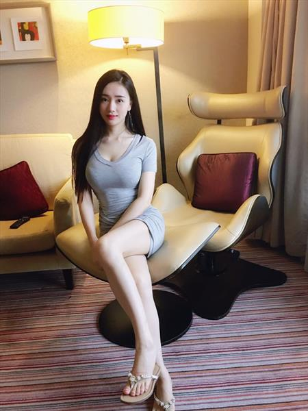 You will feel comfortable from a sexy girl