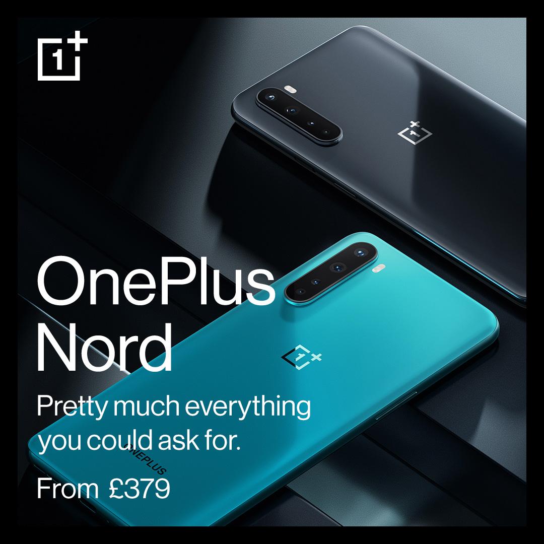 🔥一加手机(OnePlus)英国火爆发售🔥