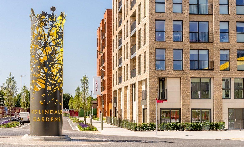 伦敦Colindale Gardens 新楼盘出售